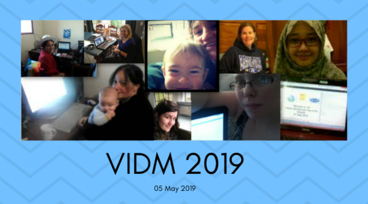 Virtual International Day of the Midwife